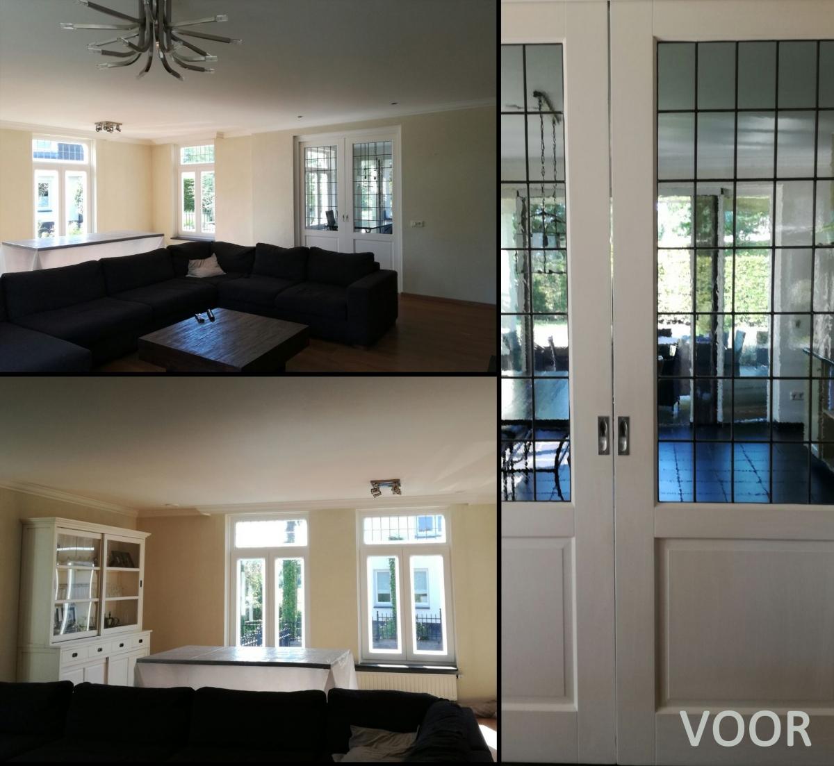 Kleuradvies wanden hal, woonkamer, keuken, slaapkamers en deuren en ...