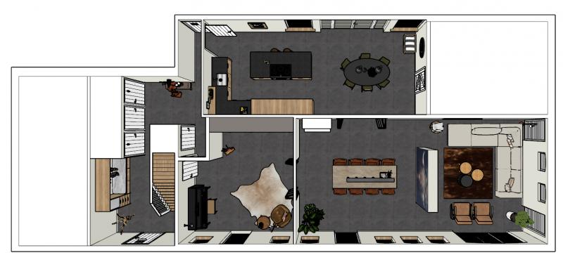 3d-interieurontwerp