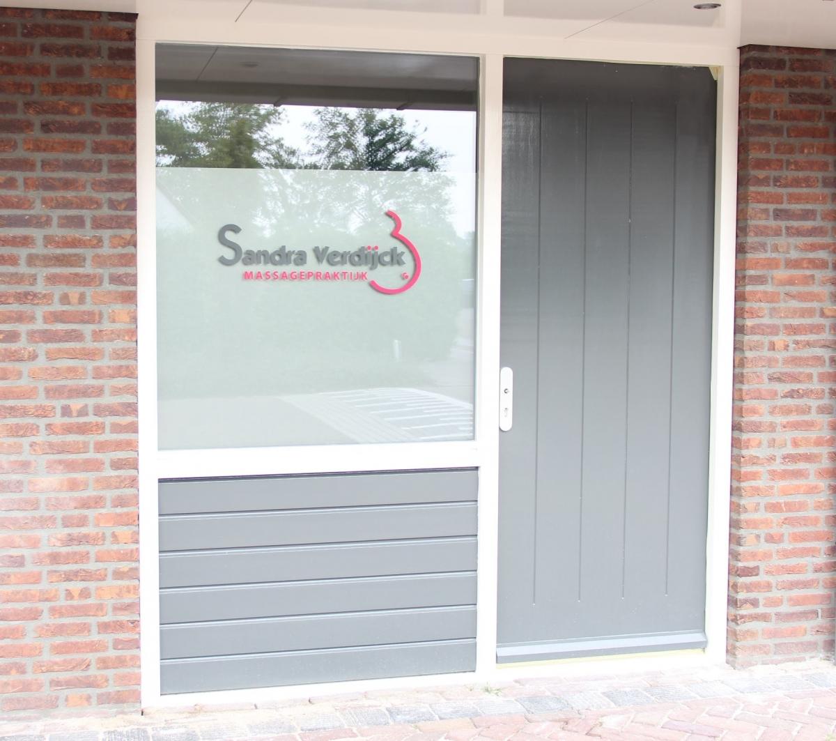 Sandra Verdijck Massagepraktijk - exterieur