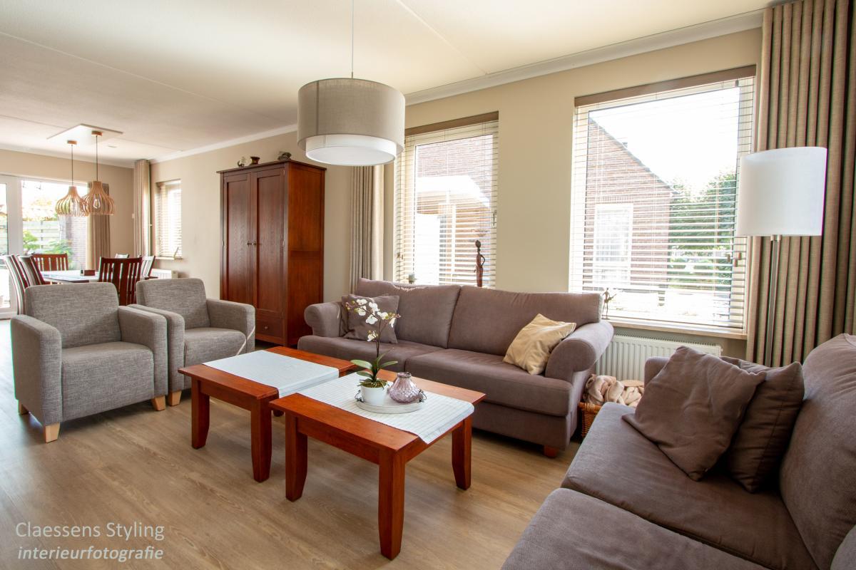 woonkamer en keuken Wanroij | Claessens Styling