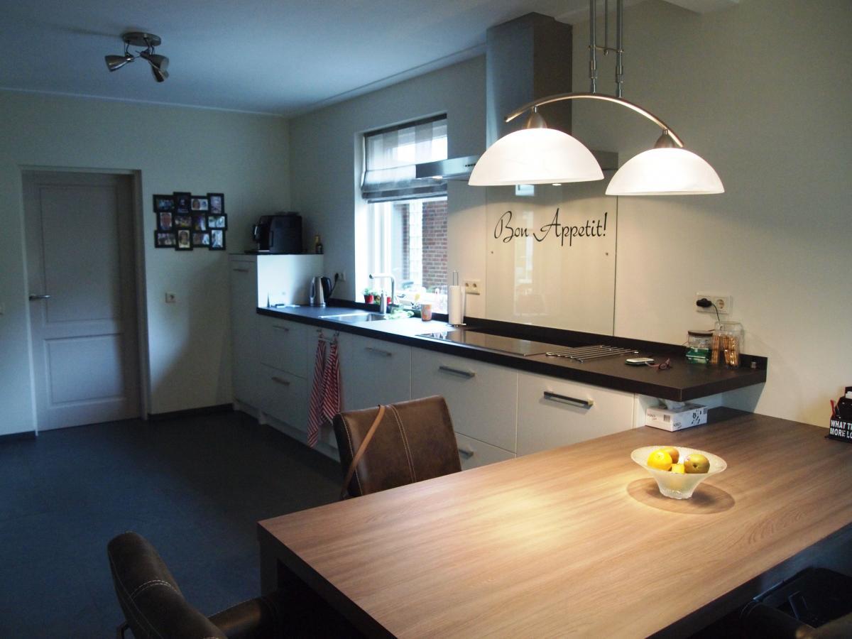 woonkamer en keuken Sint Hubert   Claessens Styling
