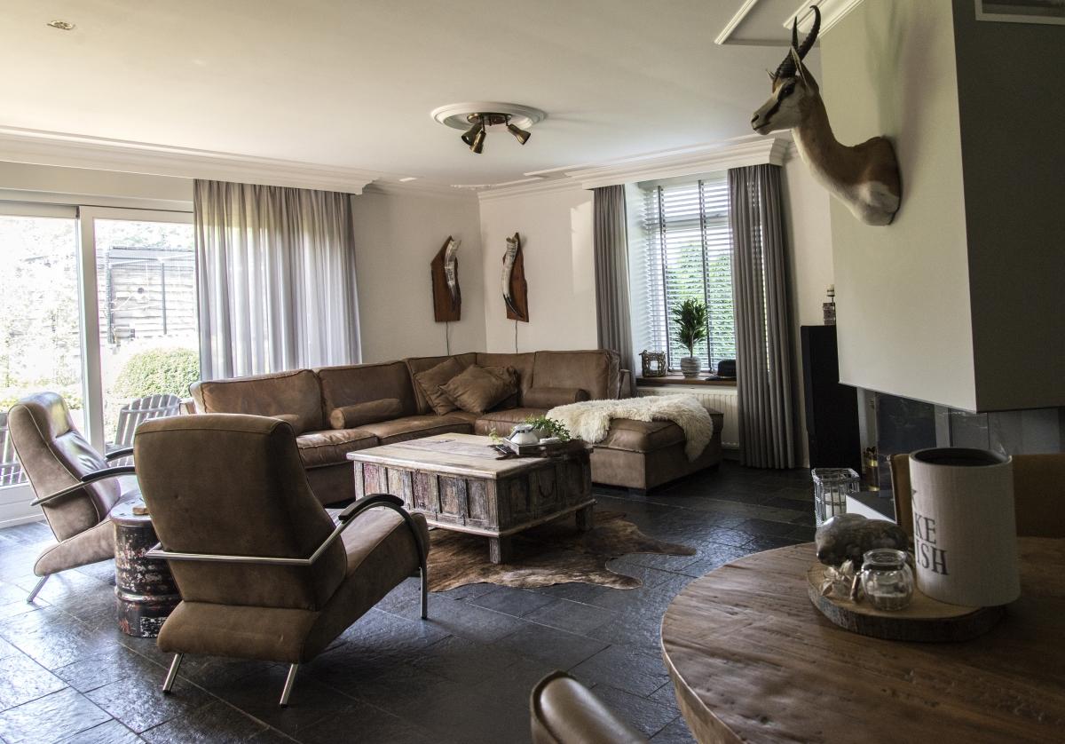 Interieurontwerp en -advies woonkamer en slaapkamers | Claessens ...