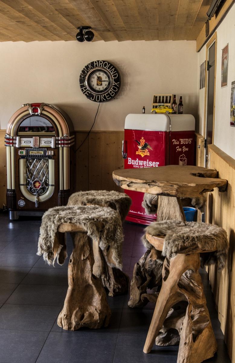 woonkamer en slaapkamers Mill | Claessens Styling