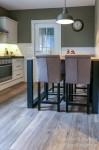 Keuken na restyling