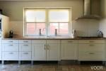 Keuken voor restyling