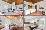 Foto's woonkamer | keuken voor verbouwing
