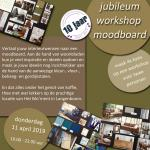 jubileum workshop